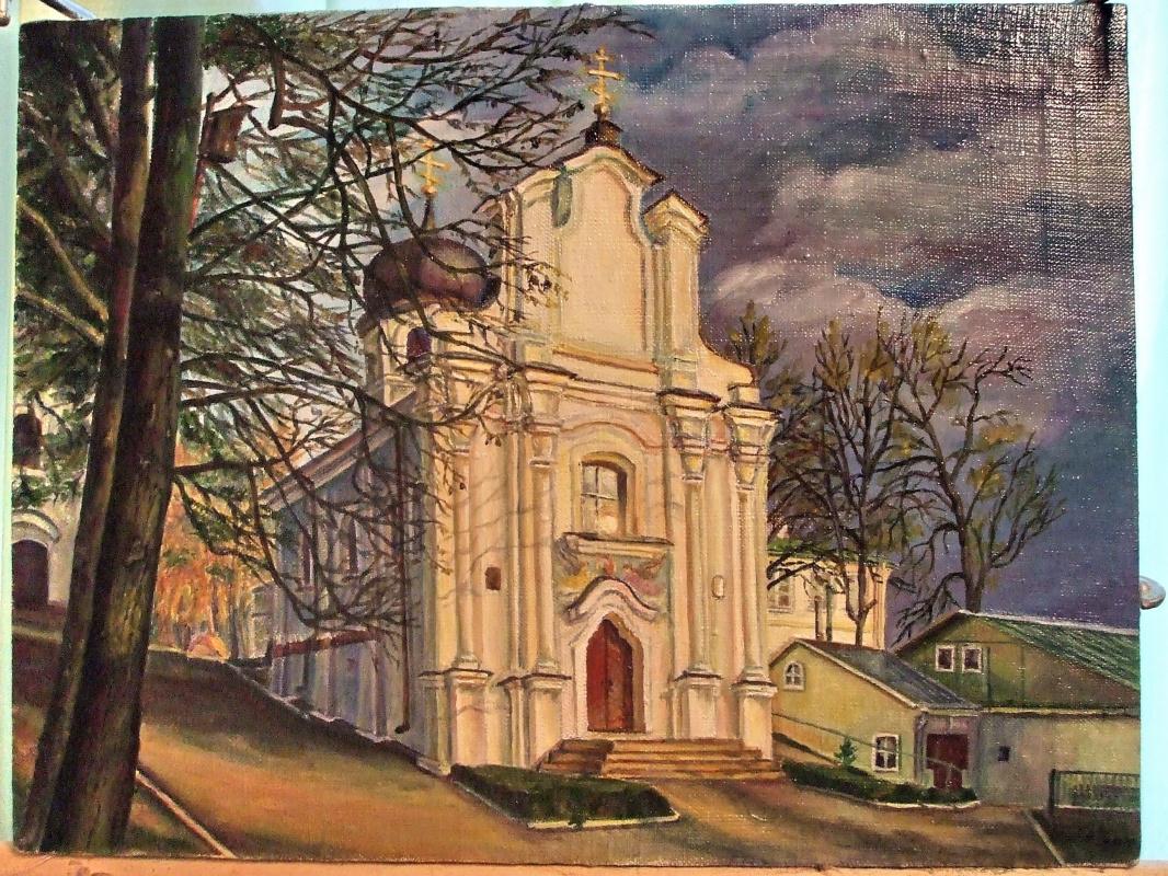 Марина Довгаль. Жировический мужской монастырь