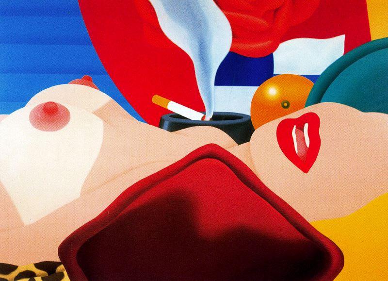 Tom Wesselmann. American Nude