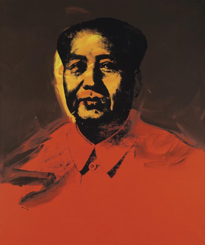 Энди Уорхол. Мао