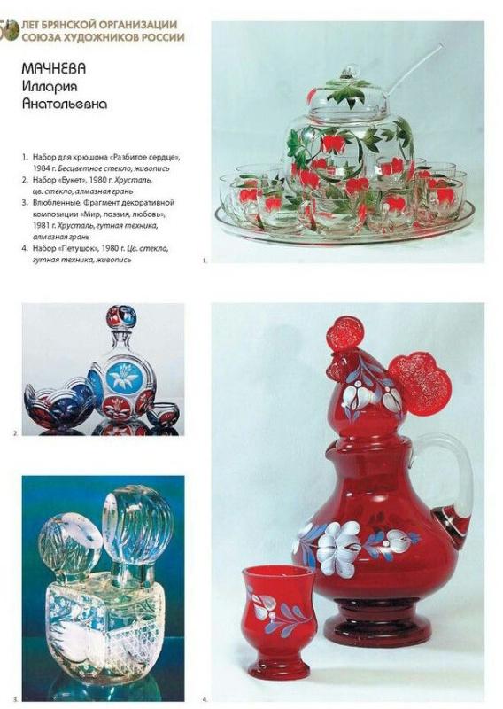 Иллария Анатольевна Мачнева. Работы И.А.Мачневой