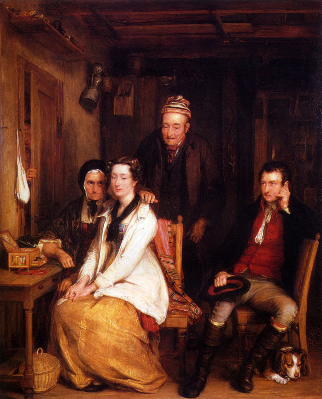 David Wilkie. Failure