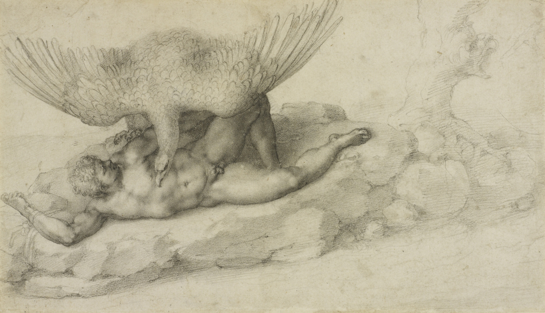 Микеланджело Буонарроти. Титий