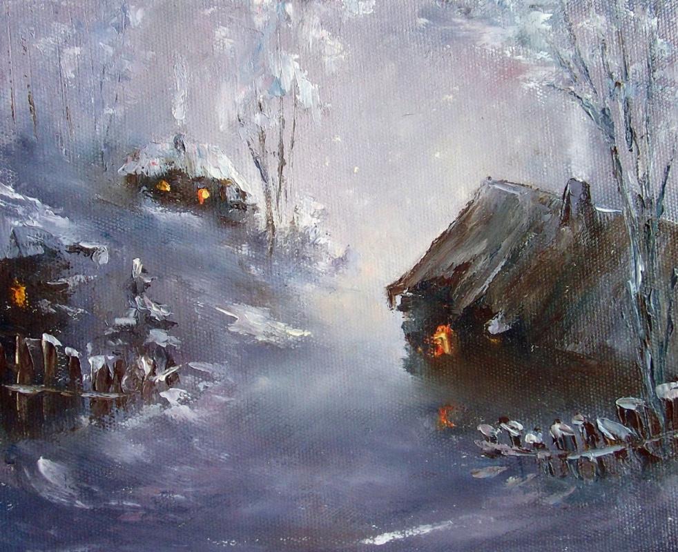 Elena Yudina. All houses