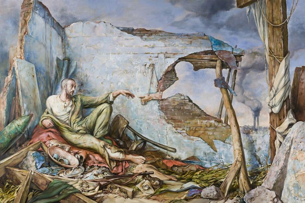 Самуэль Бак. Сотворение войны III