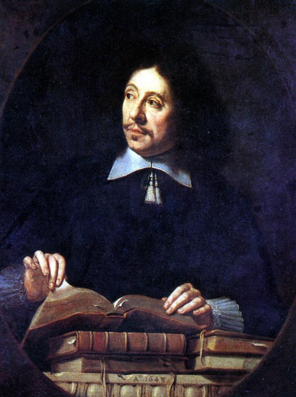 Филипп де Шампень. Мужской портрет