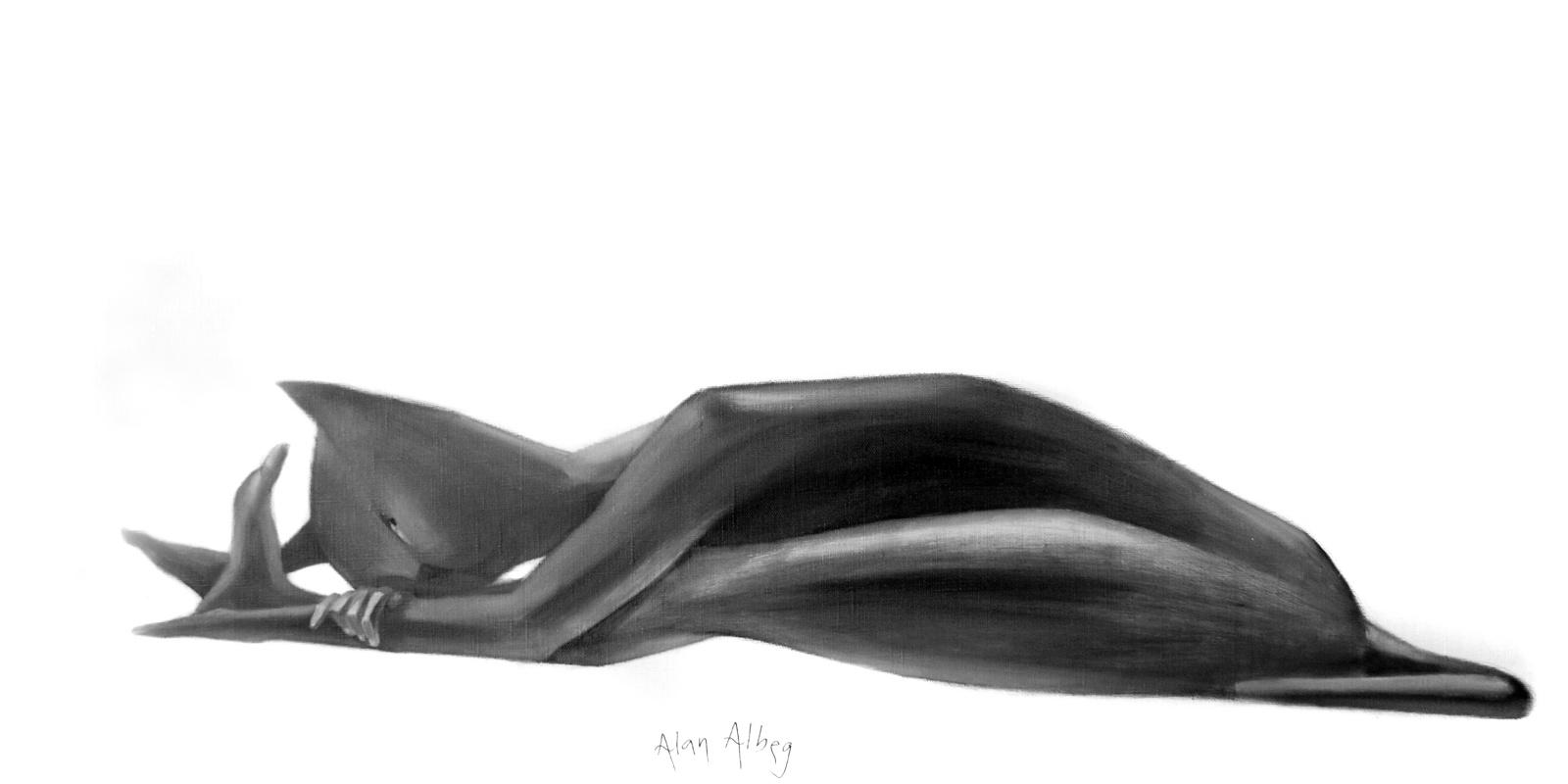 Alan Albegov. Hold your breath