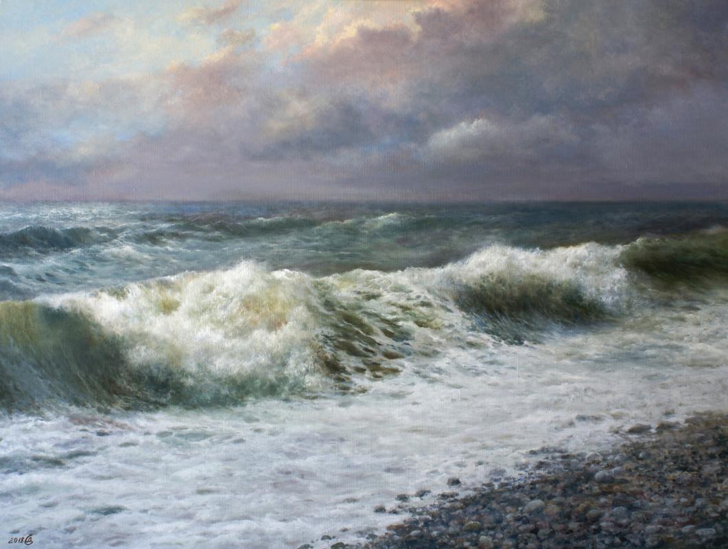 Сергей Владимирович Дорофеев. Sound of the surf