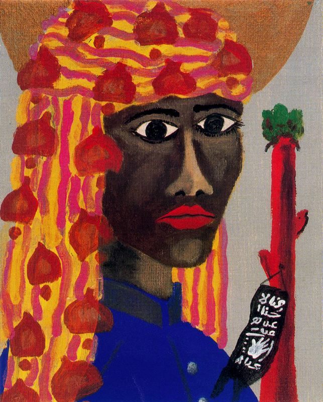 Фатхи Хасан. Портрет 5