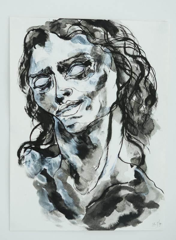 Roham Fayazi. Agron death mask