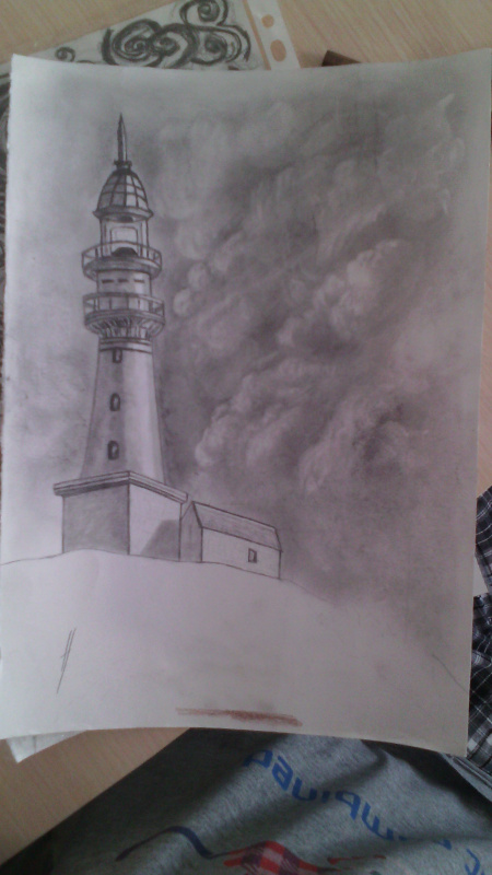 Nikita Turcev. Lighthouse