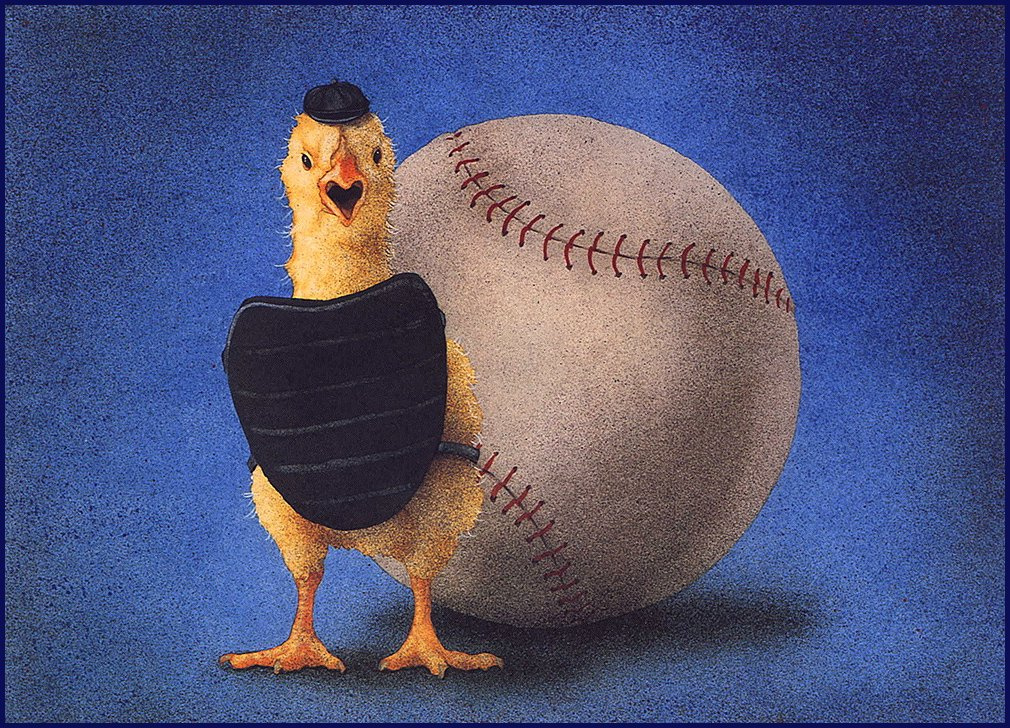 Уилл Буллас. Птичий мяч