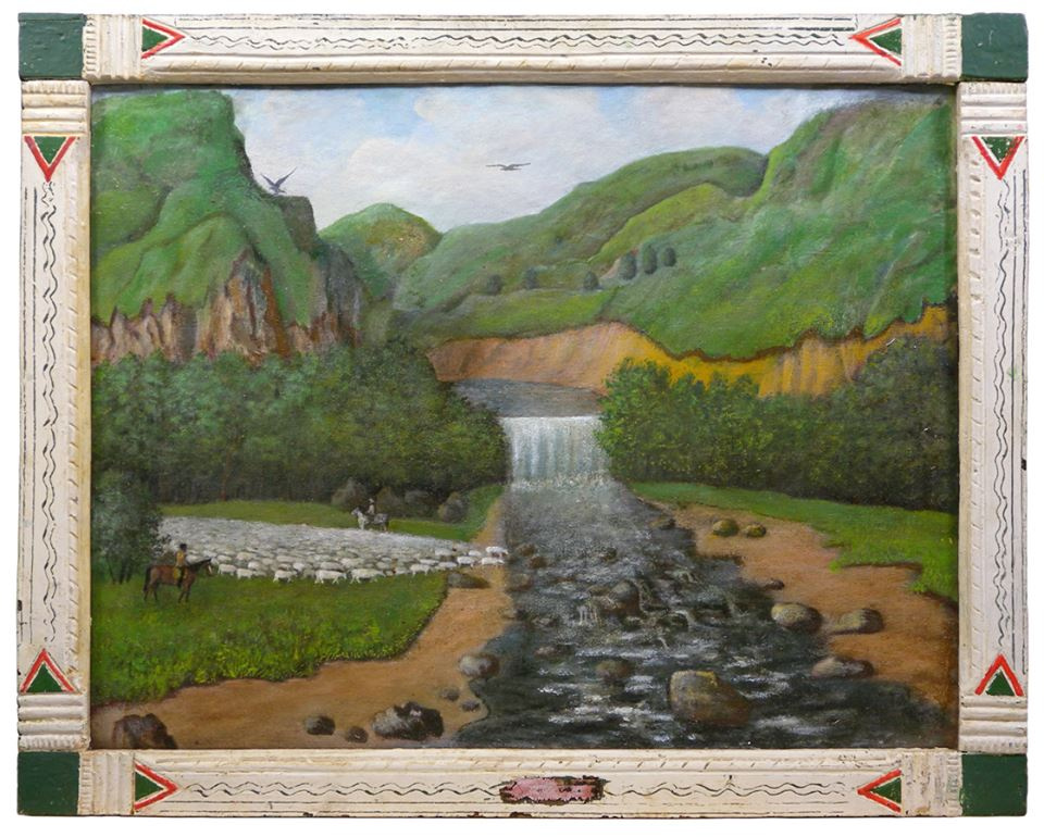 Alexander Vasilyevich Suvorov. To a new pasture