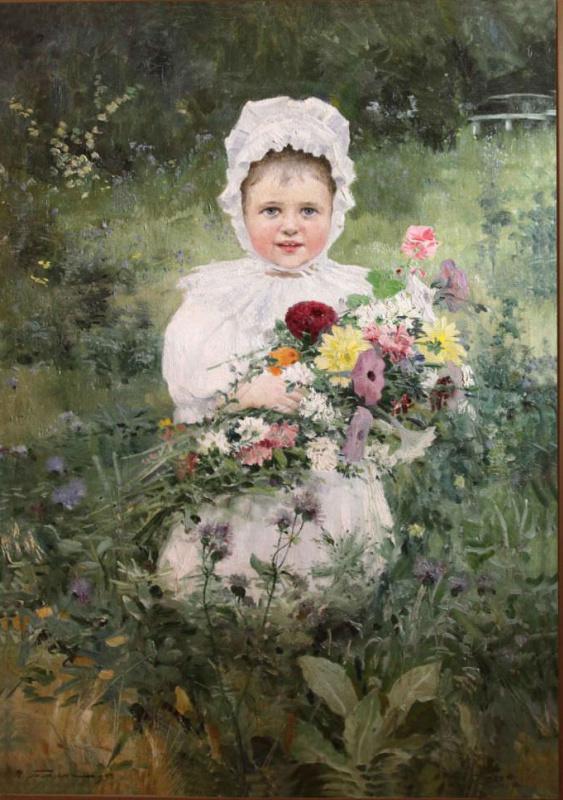 Ilya Galkin. For flowers