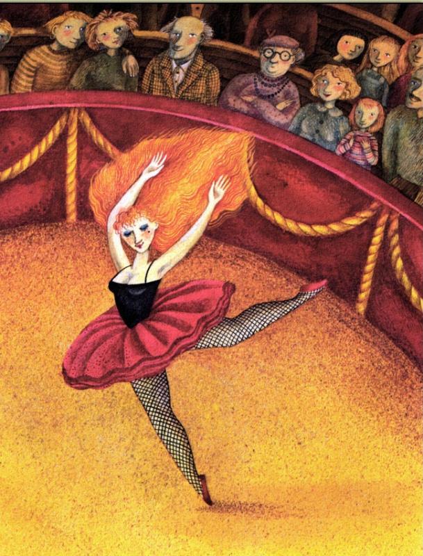 Фиона Муди. Волшебный танец