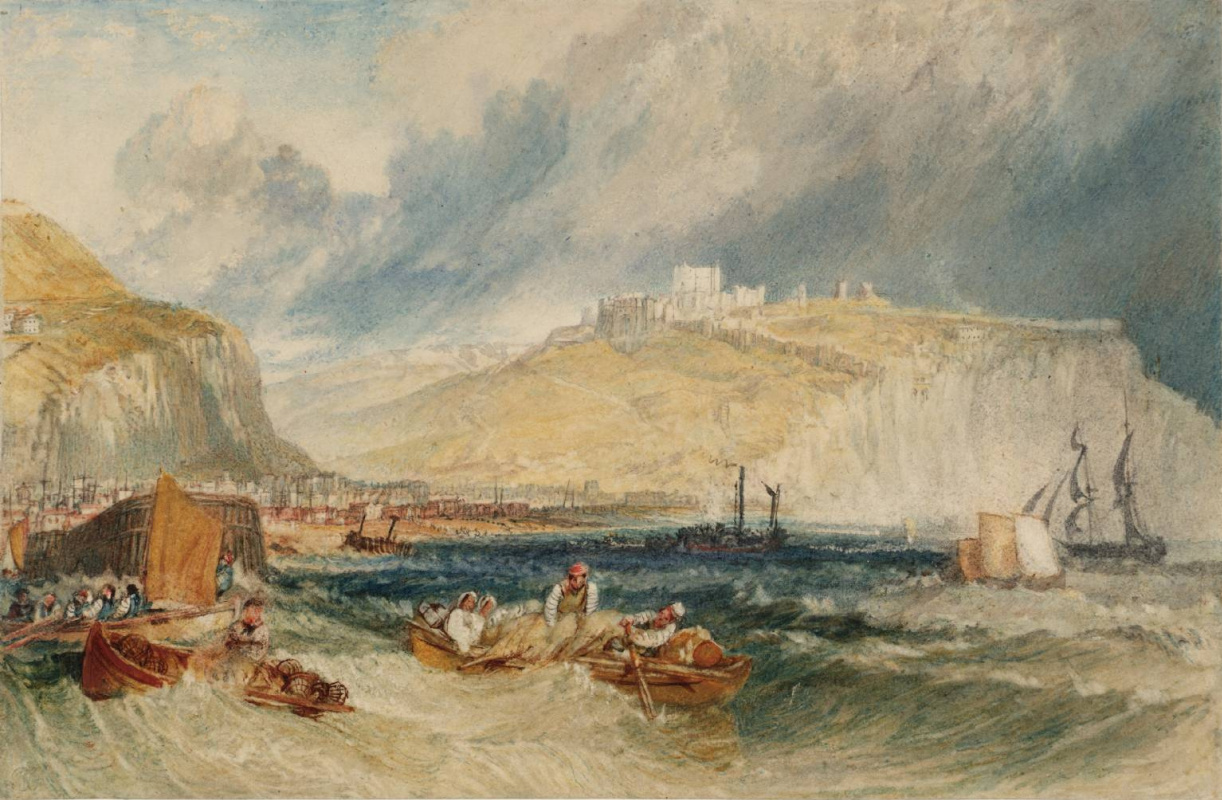 Joseph Mallord William Turner. Dover