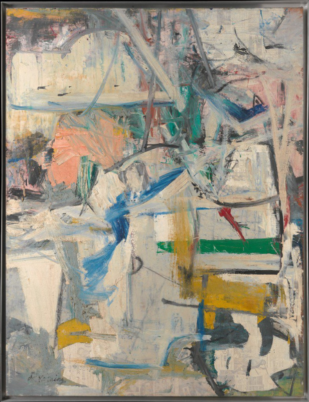 Willem de Kooning. Easter Monday