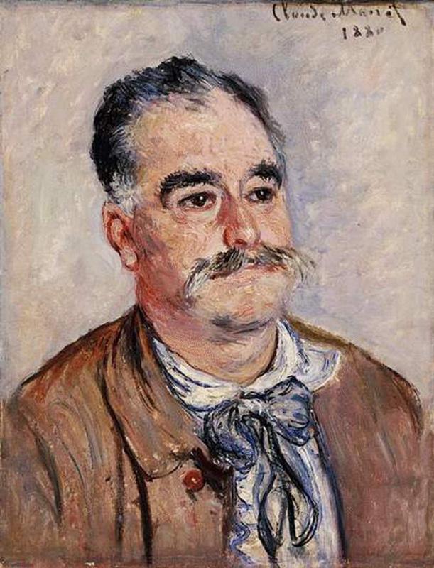 Claude Monet. Mr. Akurat