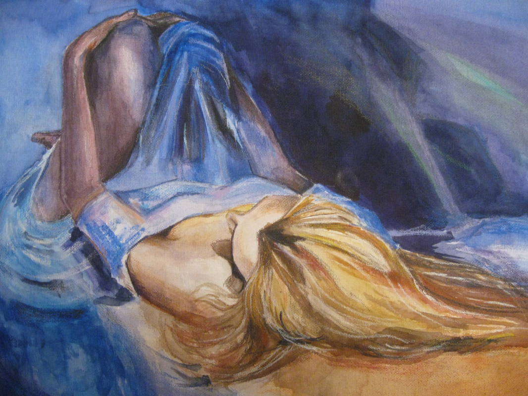 "Ekaterina Vasilyeva. ""In dreams"""