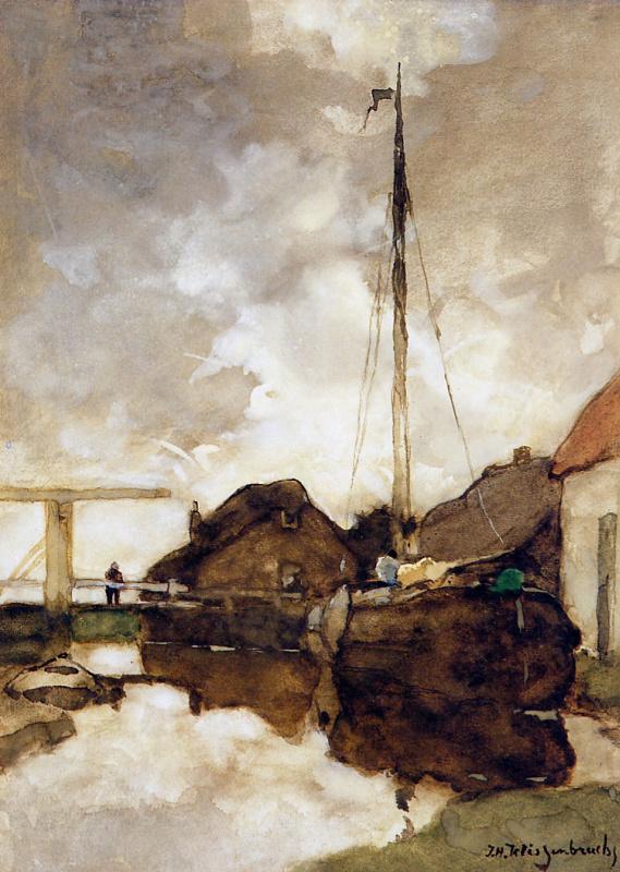Jan Hendrik Weissenbrook. Channel