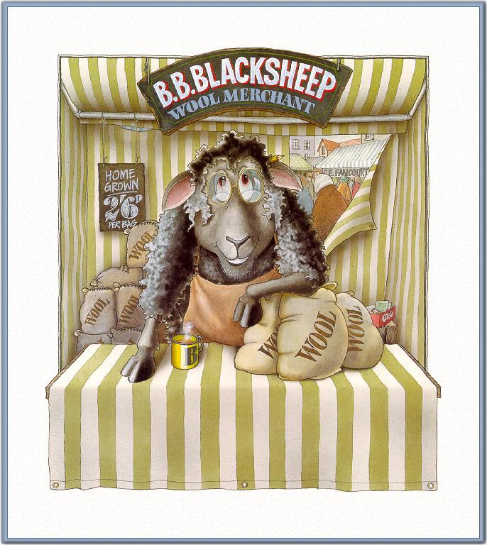 Ник Баттерворт. Черная овца