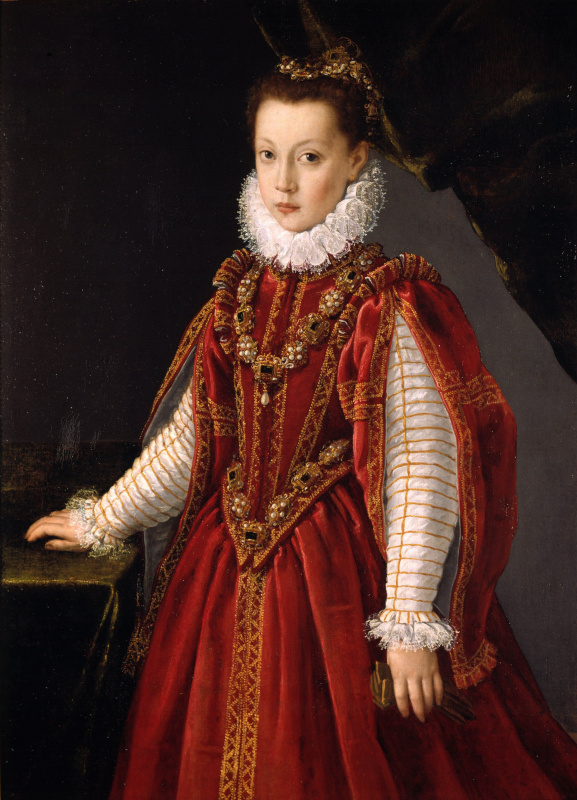Софонисба Ангвиссола. Портрет девушки