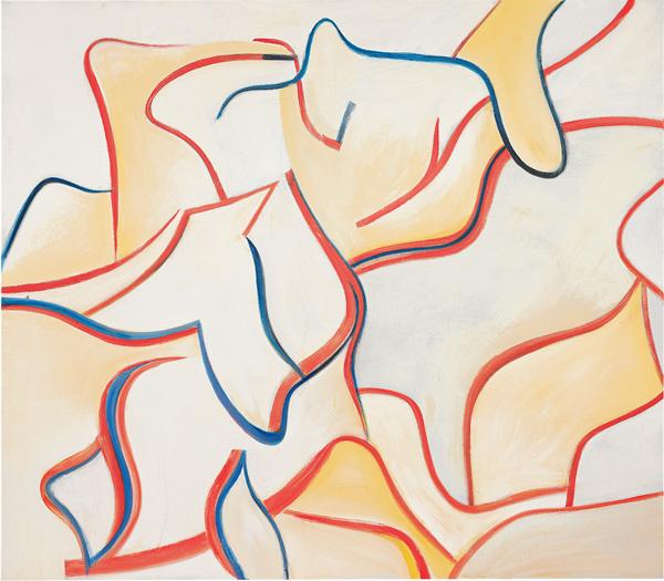 Willem de Kooning. Untitled I