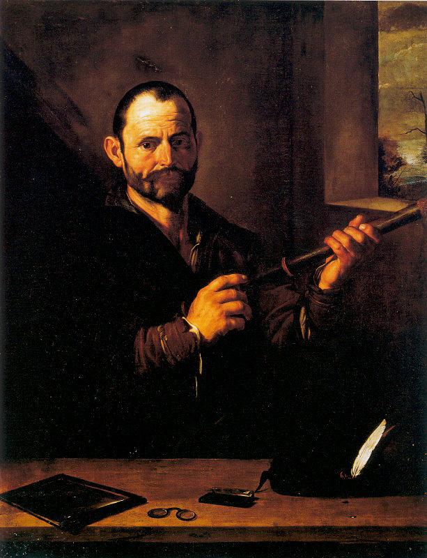 Хосе де Рибера. Сюжет 12