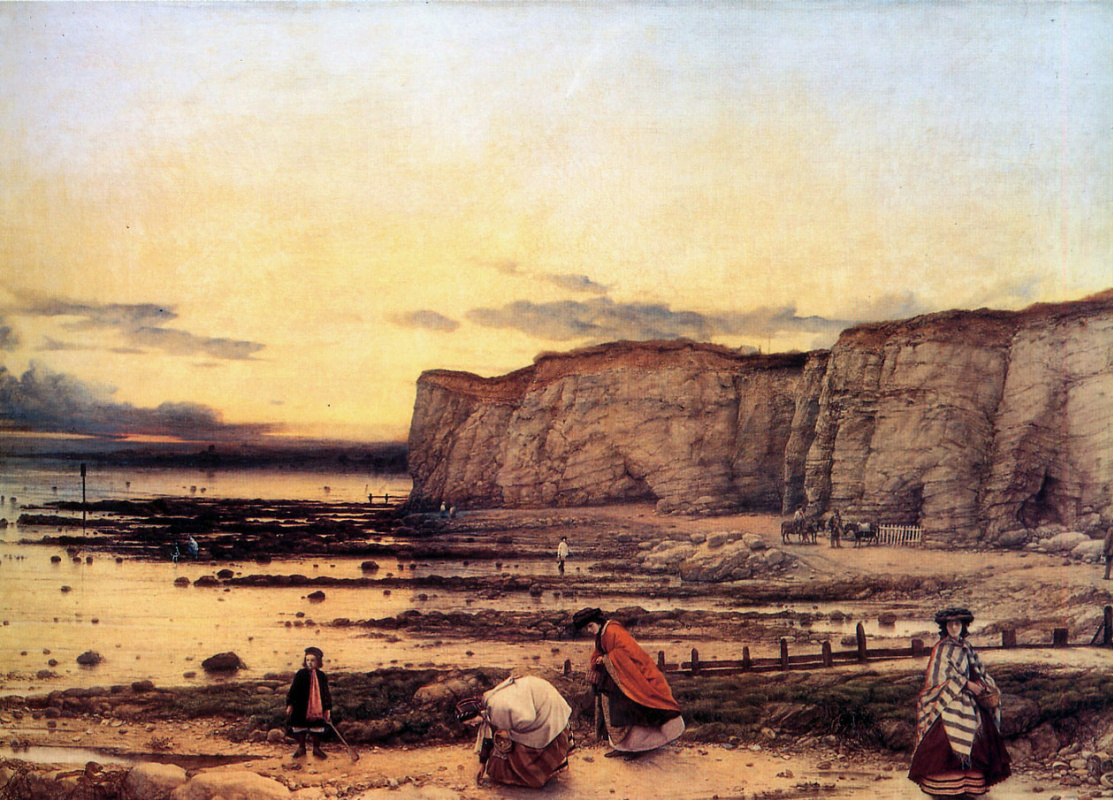 Уильям Дайс. Залив