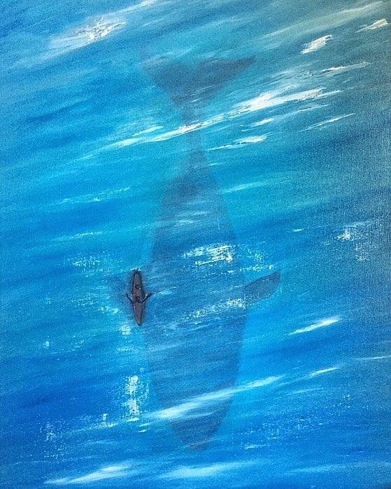 Daria Semenova. Over the abyss