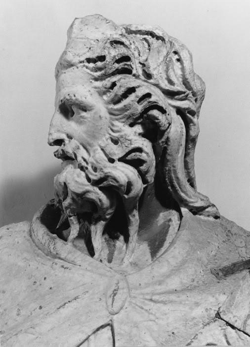 Giovanni Pisano. Isaiah