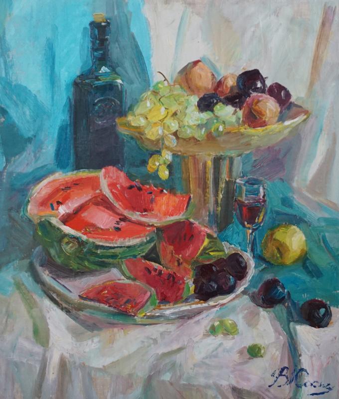 Valerij Ivanovich Sosna. Fruits
