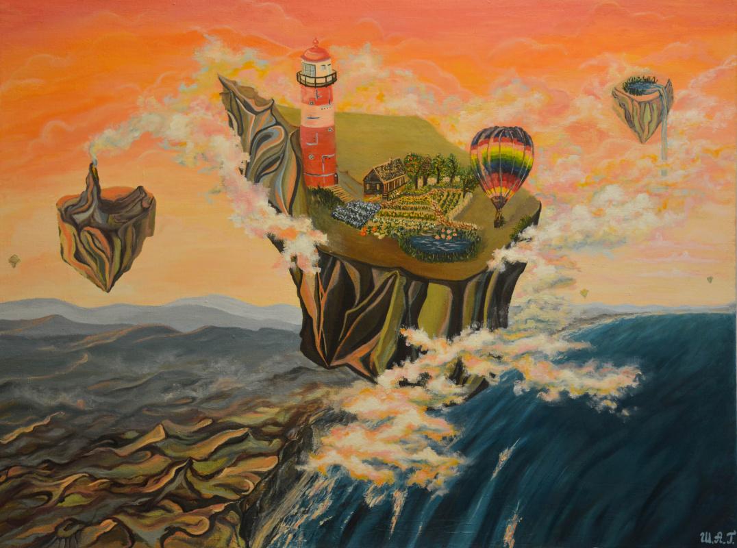 STEP.. New Lands: Lighthouse