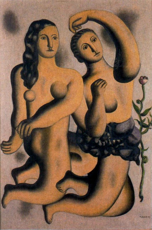 Fernand Leger. Dance