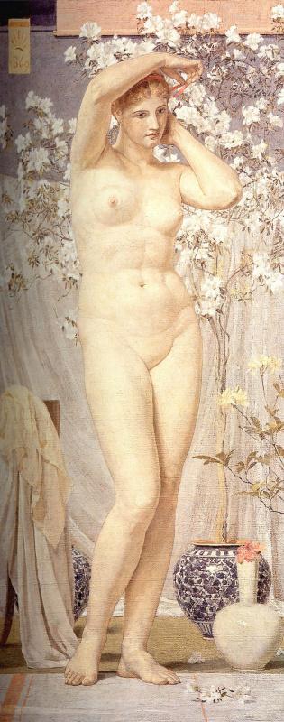 Альберт Мур. Венера