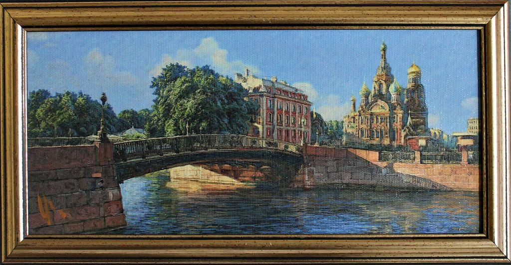 Sergey Valeryevich Ivantsov. Savior