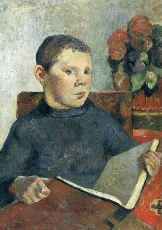 Paul Gauguin. Clovis