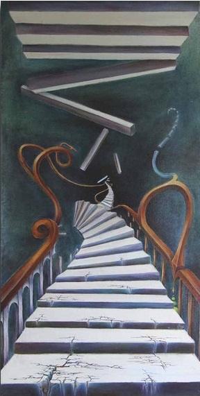 Vladimir Belyaev. Ladder of doubt