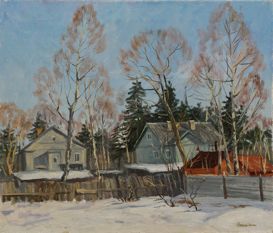 """Сергей Григорьевич Коваль. March """"In the country"""" Vsevolozhsk H. M."""