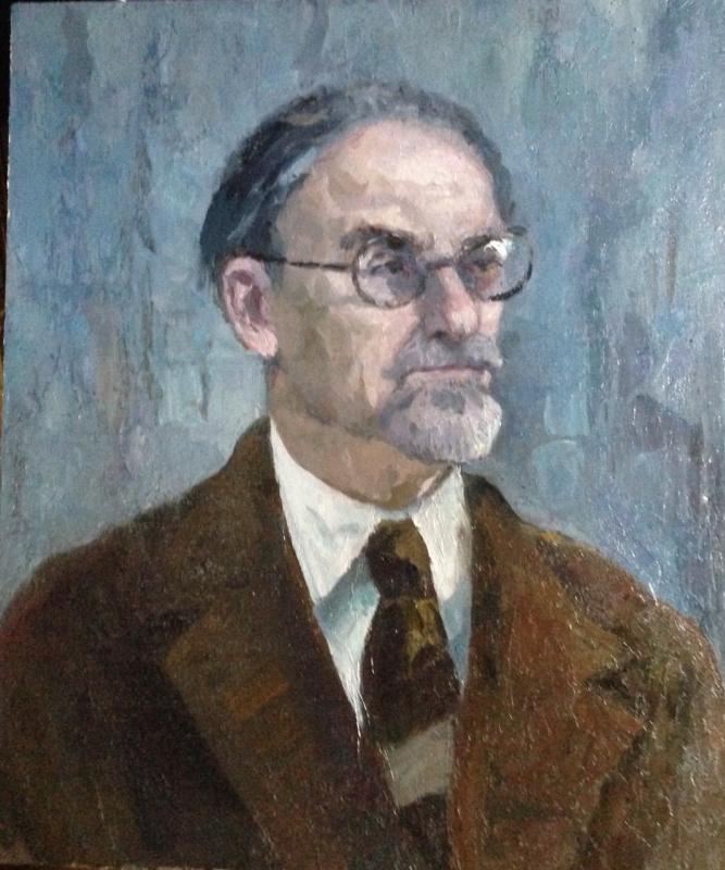 """Портрет """"Серафим Аркадьевич Троицкий (1909-1990) """""""