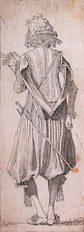 Виллем Бейтевех. Шотландский дворянин