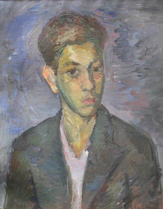 Портрет Валерия Фалька
