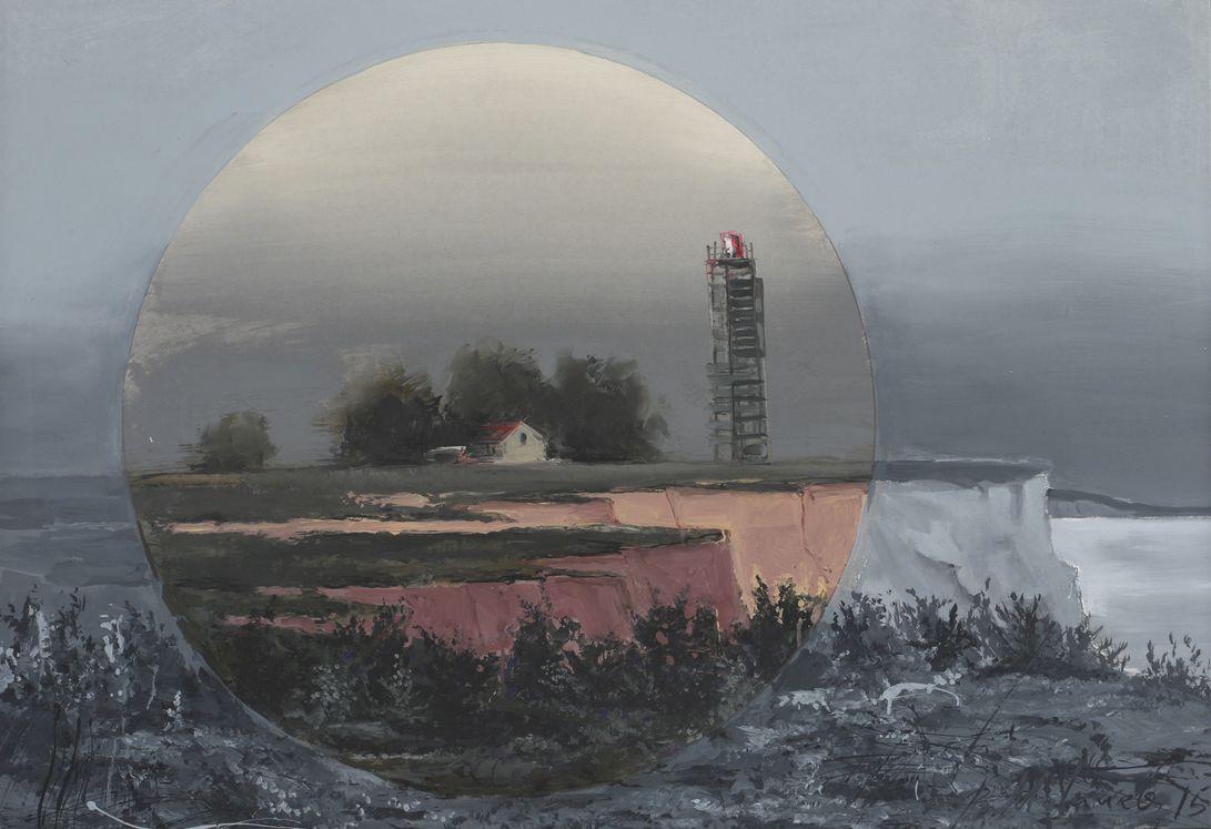 Vladimir Mikhailovich Migachev. Lighthouse