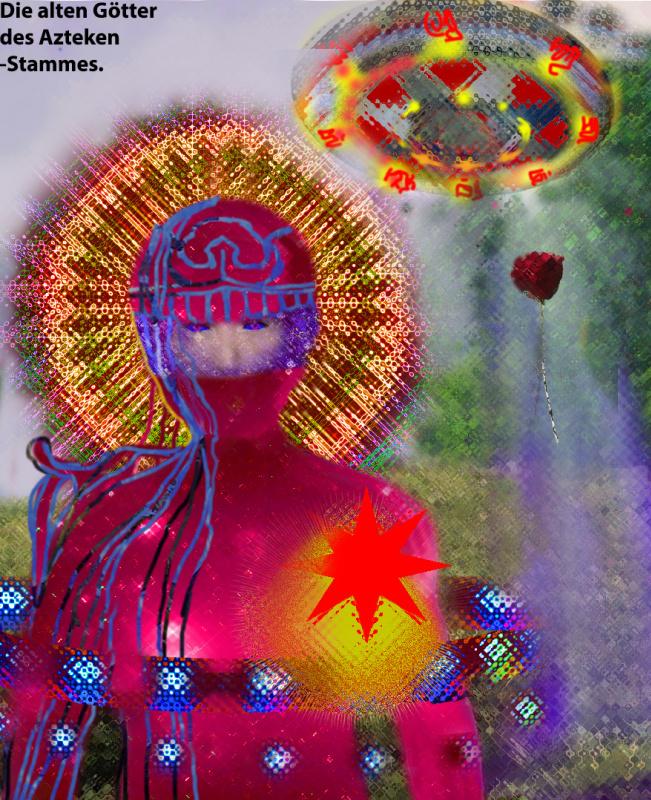 """Александр Татарников, DiezelSun, Diezel Sun. Духовное творчество. Уфолизм. """"Две основы/ сути в человеке – земная и инопланетная"""" 758527"""