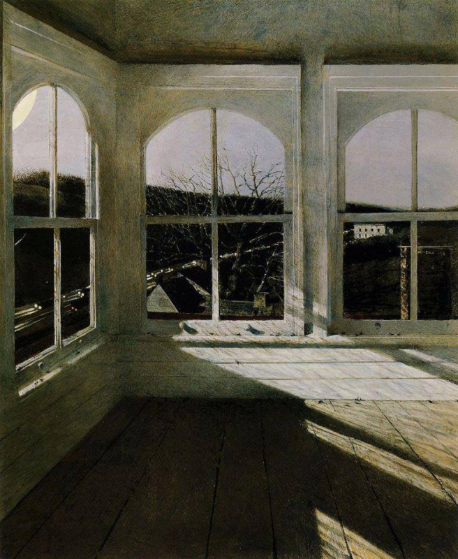 Andrew Wyeth. Renfield
