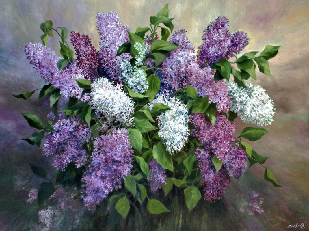 Сергей Владимирович Дорофеев. Lilac aroma
