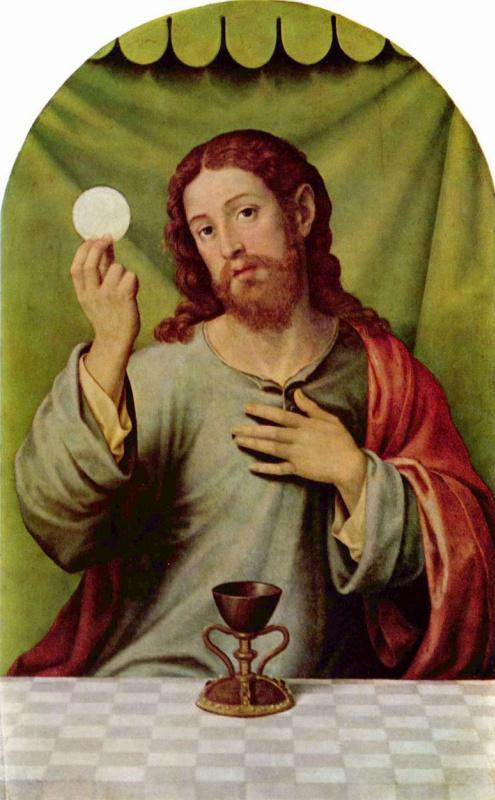 Хуан де Хуанес. Евхаристия