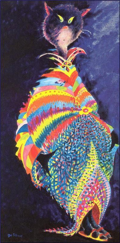 Доктор Сьюз. Иосиф Кац и его разноцветная одежда