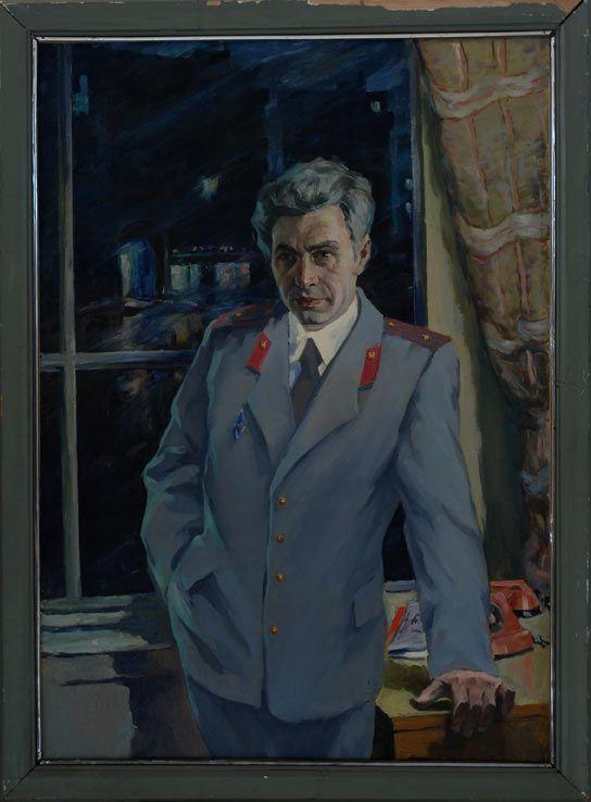 Сергей Александрович Куклин. Майор милиции