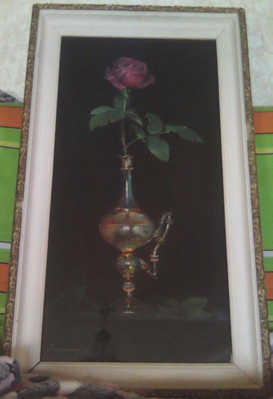 Павел Григорьевич Пономаренко. Портрет Королевы