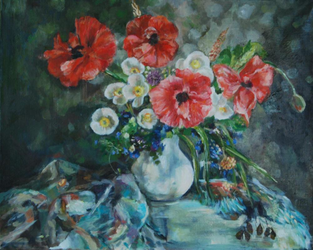 Victoria Viktorovna Verkholazova. Bouquet